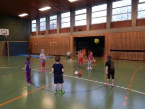 Handballkindergarten