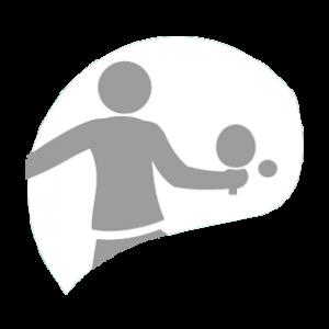 Tischtennis-Icon